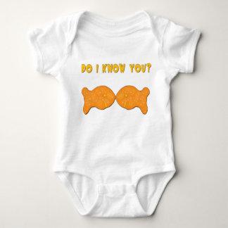 GOLD FISH SURPRISE BABY BODYSUIT