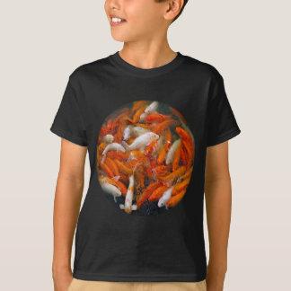 Gold Fish Swarm T-Shirt