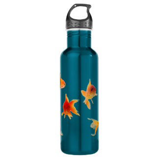 Gold Fish Water Bottle