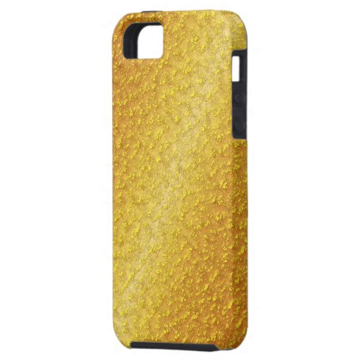 Gold Flake iPhone 5 Case