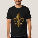 Gold Fleur T-Shirt