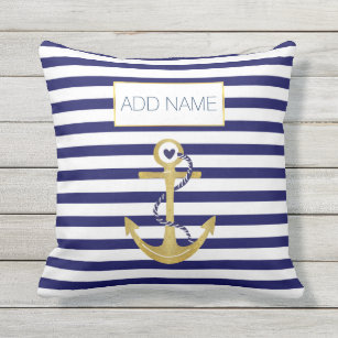 Gold Beach Outdoor Pillows Cushions Zazzle