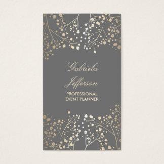 Gold Foil Business Cards & Templates | Zazzle
