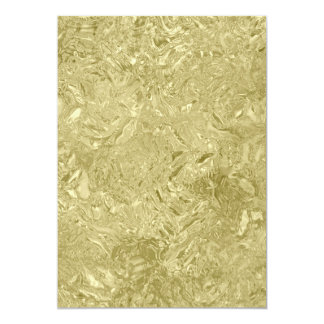 Gold Foil Formal New Year's Eve Invitation