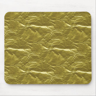Gold Foil Mouse Pad