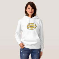 Gold For My Daughter Childhood Cancer Awareness Hoodie