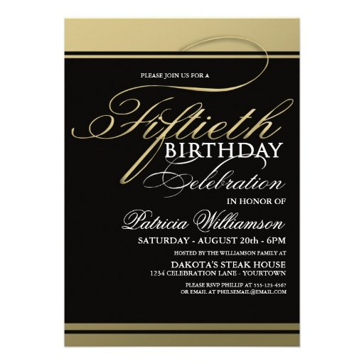 Formal Birthday Invitations can inspire you to create best invitation template