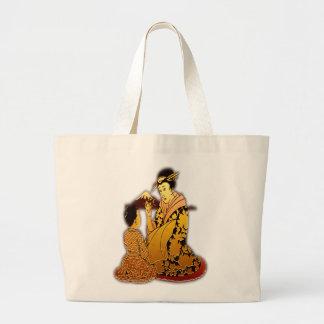 Gold Geisha Bag