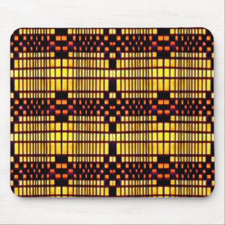 Gold Geometrix 1 by CricketDiane designer products Mousepads