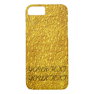 GOLD GIRLY TEMPLATE POPULAR AWESOME BESTSELLER iPhone 8/7 CASE