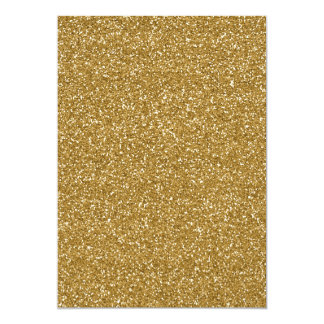 Gold Glitter Background Template