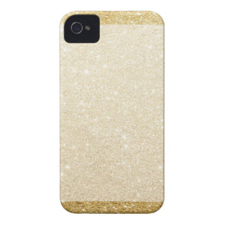 gold glitter blank template for customization iPhone 4 case