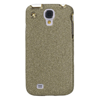 Gold Glitter Bling look iPhone3G Galaxy S4 Cases