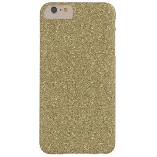 Gold Glitter iPhone 6 Plus Case