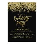 bachelorette party, glitter, elegant, modern,