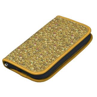 Gold Glitter Organizer