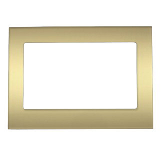 Gold Glow Magnetic Frame