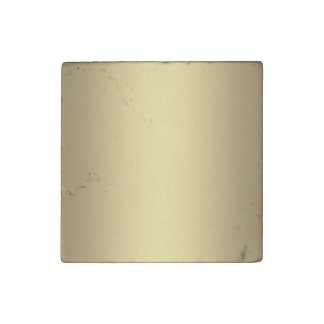Gold Glow Stone Magnet