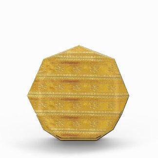 Gold Golden Template Add TEXT Greeting Wisdom Word Award