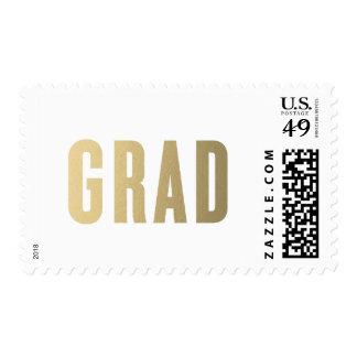 Gold Grad | Graduation Postage