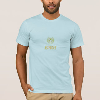 Gold GTM Logo & Symbol T-Shirt