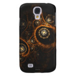 GOLD HEARTS SAMSUNG GALAXY S4 CASES