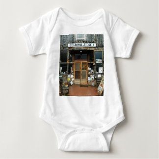 Gold Hill, Colorado, General Store Baby Bodysuit