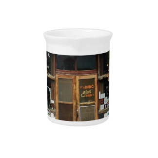 Gold Hill, Colorado, General Store Beverage Pitcher
