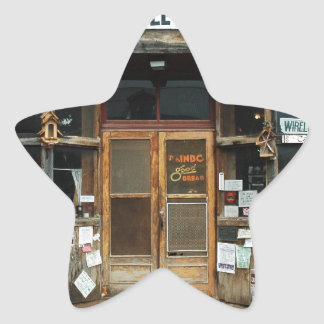 Gold Hill, Colorado, General Store Star Sticker