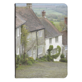 Gold Hill, Shaftesbury, Dorset, England, United Kindle Touch Cover