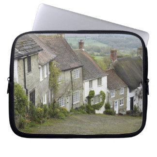 Gold Hill, Shaftesbury, Dorset, England, United Computer Sleeves