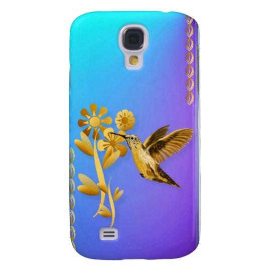 Gold Hummingbird Case-Mate HTC Vivid Tough Case