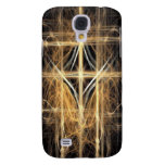 Gold In Motion Galaxy S4 Case