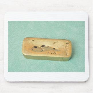 gold ingot mouse pad