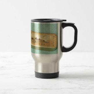 gold ingot travel mug