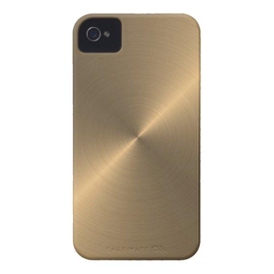 Gold iPhone 4 Case-Mate Case