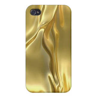 Gold iPhone 4 Covers