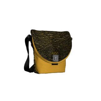 Gold Is Bold Messenger Bag