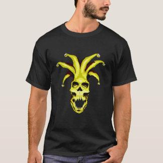 Gold Jester SKull T-Shirt