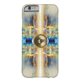 Gold kaleidoscope music speaker iphone 6 case