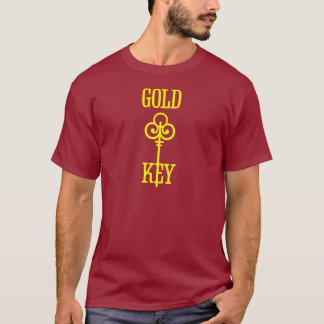 Gold Key Comics Logo Apparel T-Shirt