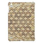 Gold Lattice Effect Case - please see notes iPad Mini Cover