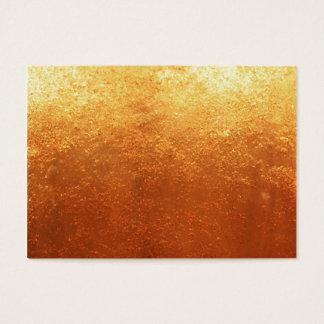 Gold Leaf Background Business Card