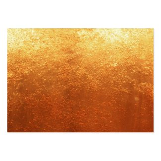 Gold Leaf Business Cards profilecard