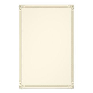 Gold Leaf Stationery