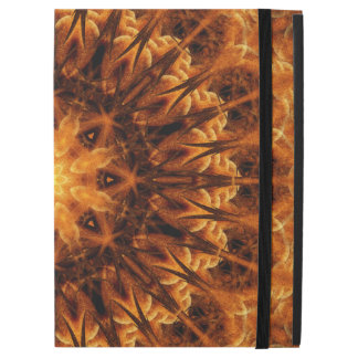 "Gold Light Gateway Mandala iPad Pro 12.9"" Case"