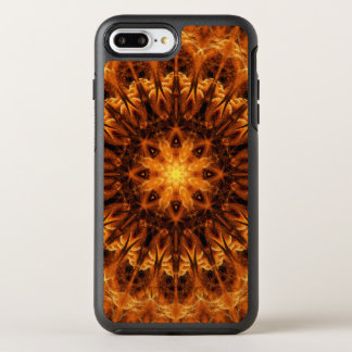 Gold Light Gateway Mandala OtterBox Symmetry iPhone 8 Plus/7 Plus Case