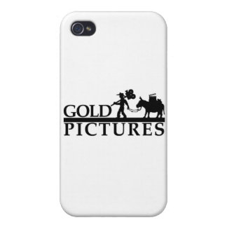 gold logo best new iPhone 4 case