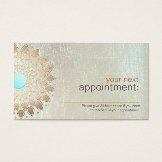 Appointment Business Cards  Templates  Zazzle