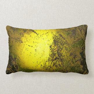 Gold Lumbar Pillow